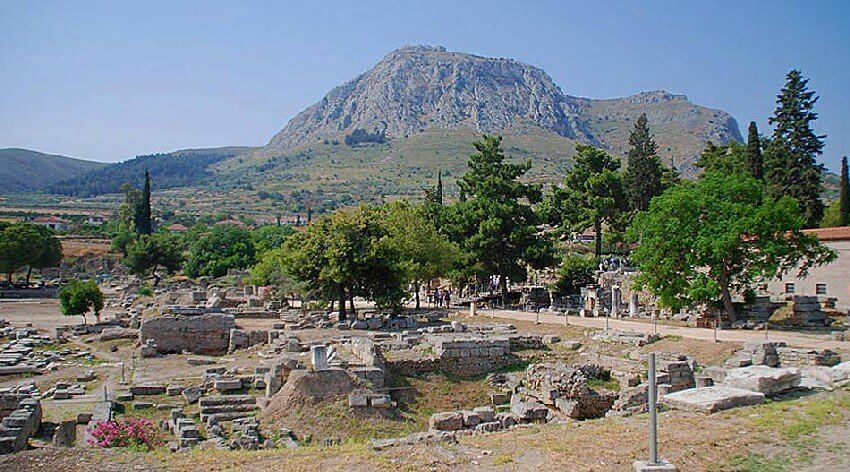 Photo of Corinth